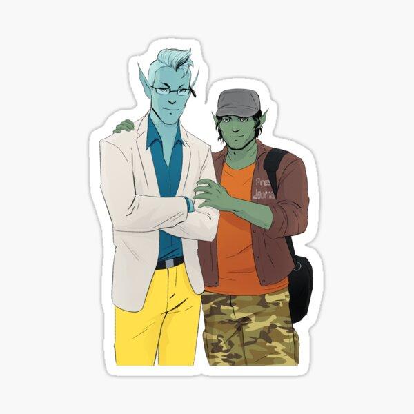 Upsher & Doff Sticker