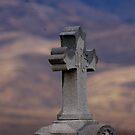 Sacred Cross by teresalynwillis