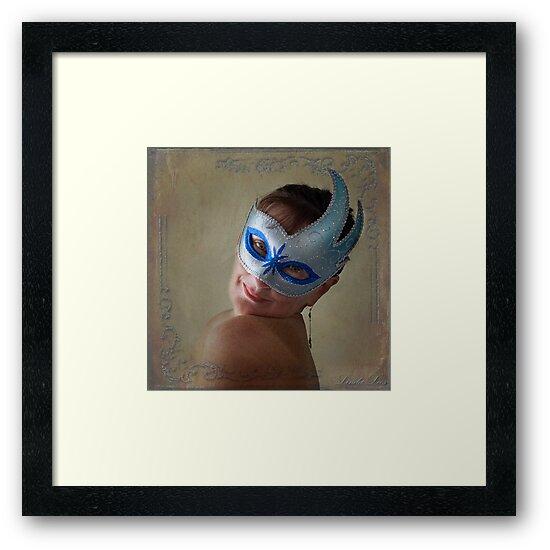 Masquerade by Linda Lees