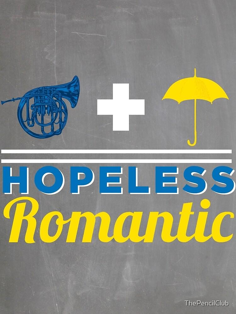 Romántico empedernido de ThePencilClub