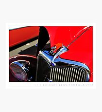Alameda Car Show • A Year in Review Photographic Print