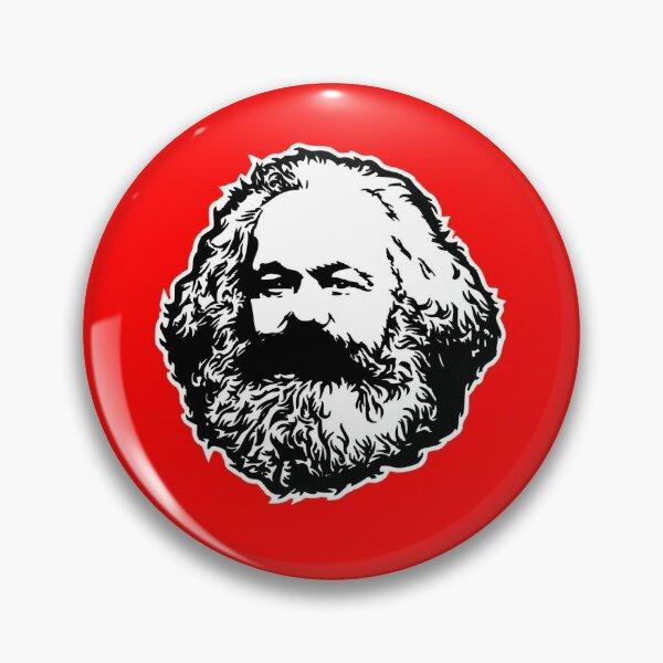 Karl Marx Pin