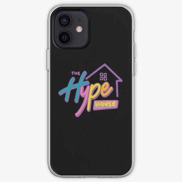 TIKTOK the HYPE house  iPhone Soft Case