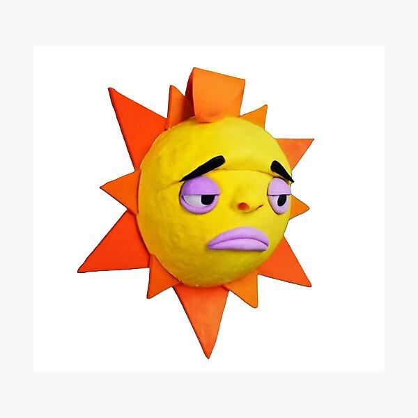 SUGAR Sun Photographic Print