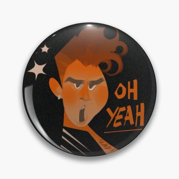 Oh Yeah! Pin