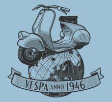 Vespa Anno 1946