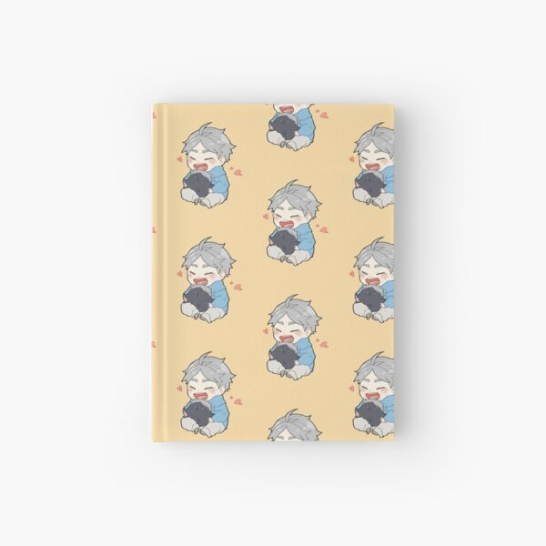 Haikyuu Sugawara Chibi Hardcover Journal