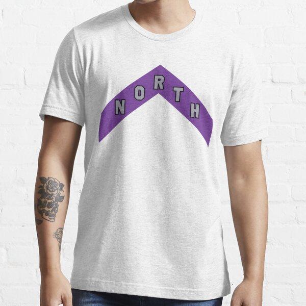 Retro North Essential T-Shirt