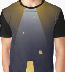 Shutter Island Poster Graphic T-Shirt