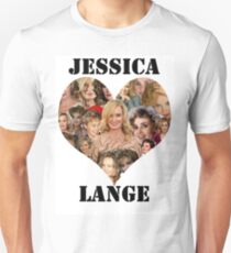 Jessica Lange Unisex T-Shirt