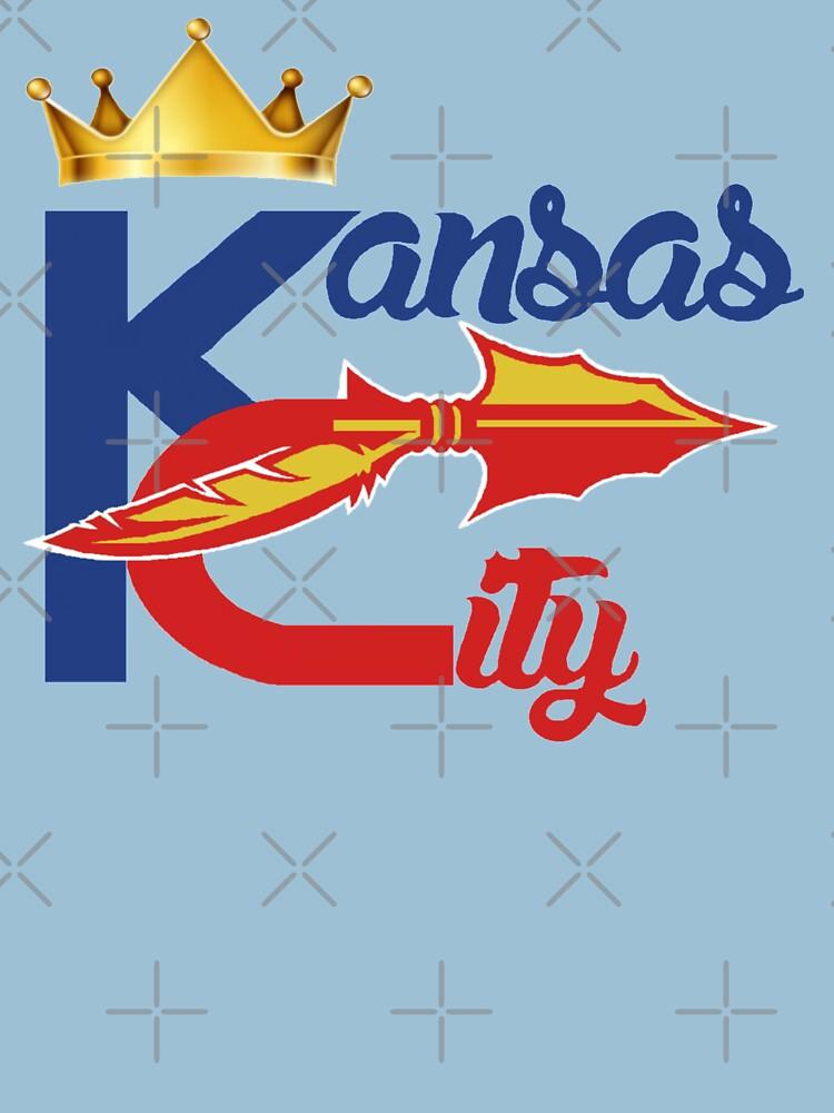 Kansas City Sports Hybrid Fan Gift design by JG0024