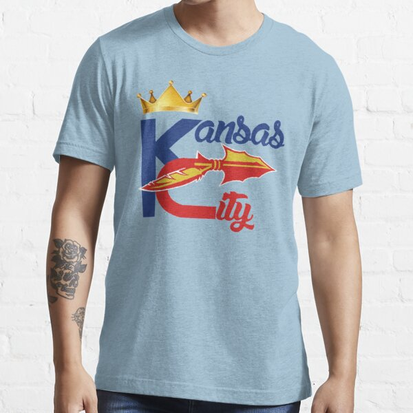 Kansas City Sports Hybrid Fan Gift design Essential T-Shirt