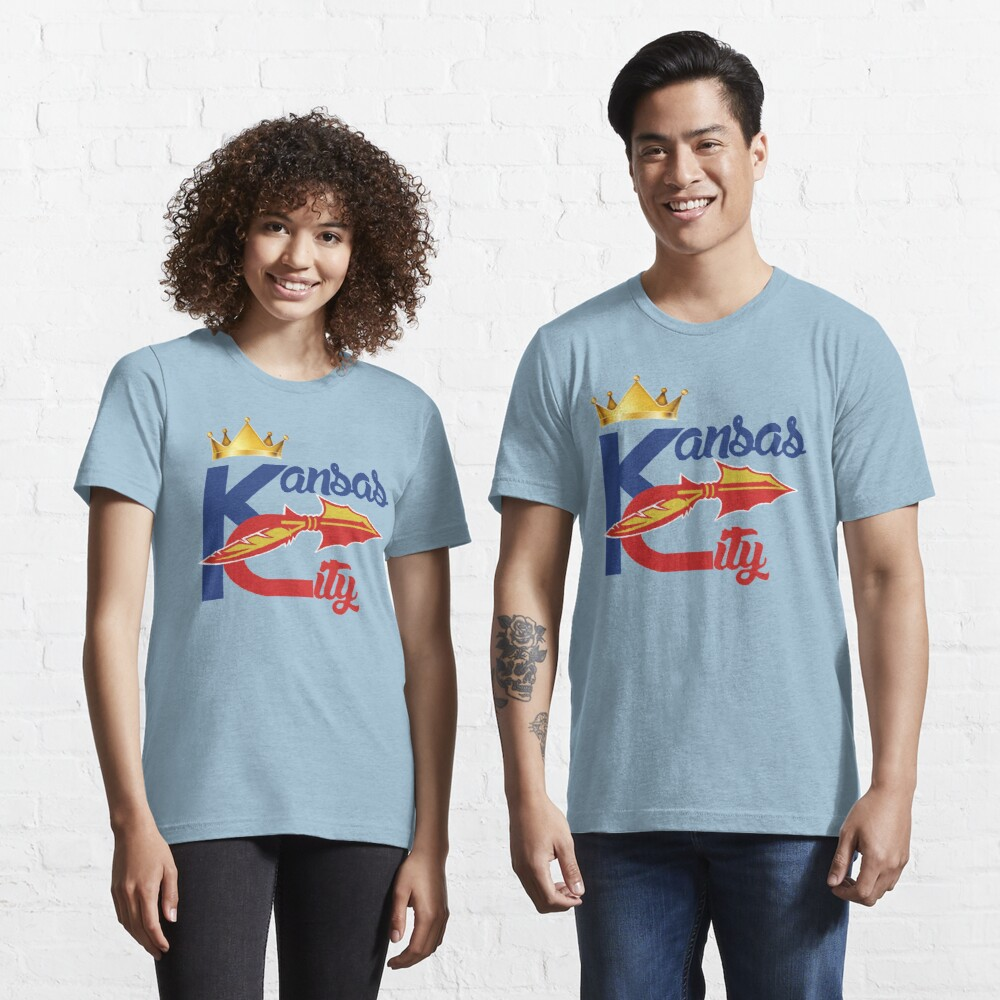 Kansas City Sports Hybrid Fan Gift design Essential T-Shirt