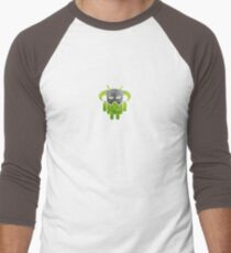 Dovahdroid Men's Baseball ¾ T-Shirt