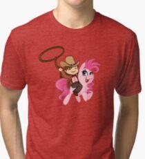 my little doctor Tri-blend T-Shirt