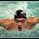 Center Grove vs Carmal Swimming 2 by Oscar Salinas