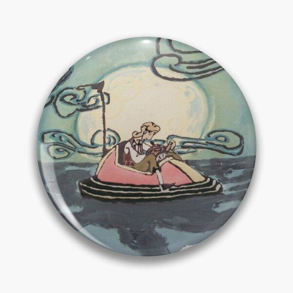 Guybrush Threepwood lost at sea  Pin