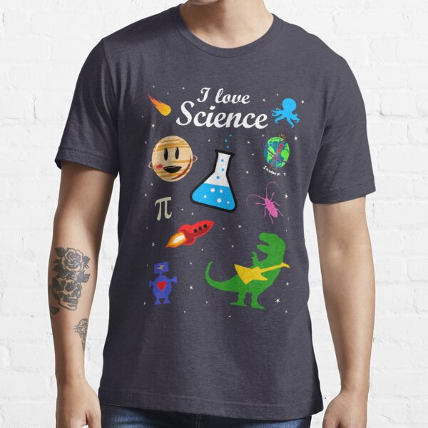 I Love Science Essential T-Shirt