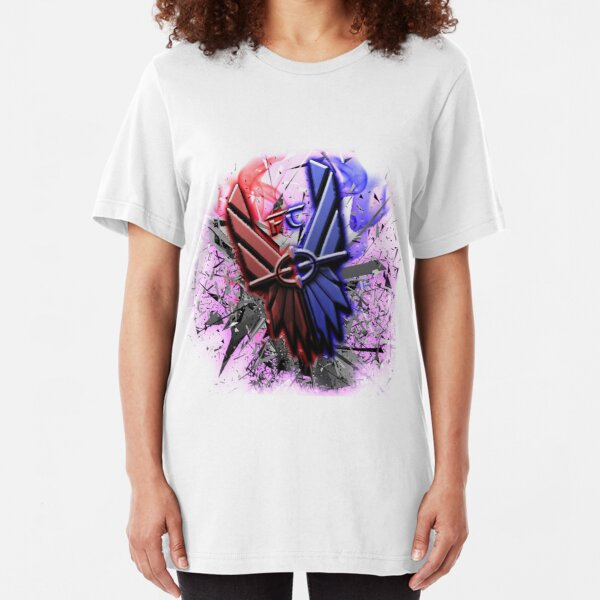 Forerunner Conflict: Revolutions Logo Slim Fit T-Shirt