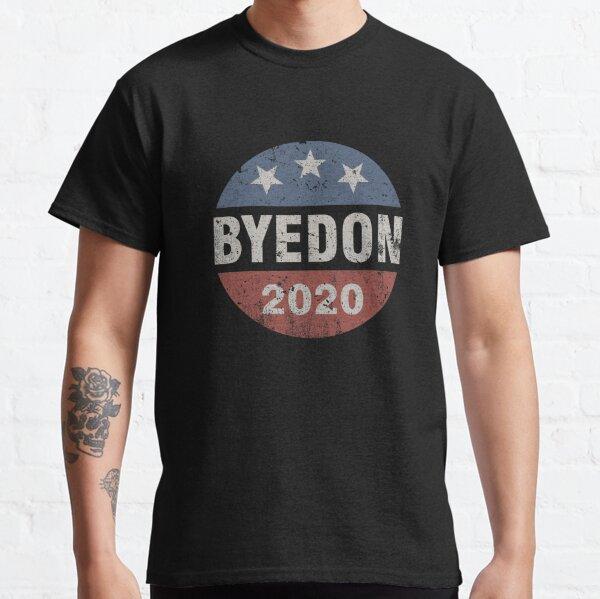 ByeDon 2020 Bye Don Vintage Funny Joe Biden  Classic T-Shirt