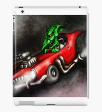 Death by Dragster iPad Case/Skin