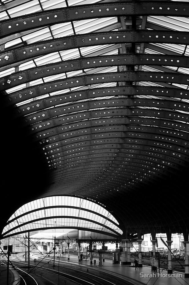 York train station  by Sarah Horsman