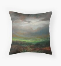 Glencoe Light Study Throw Pillow