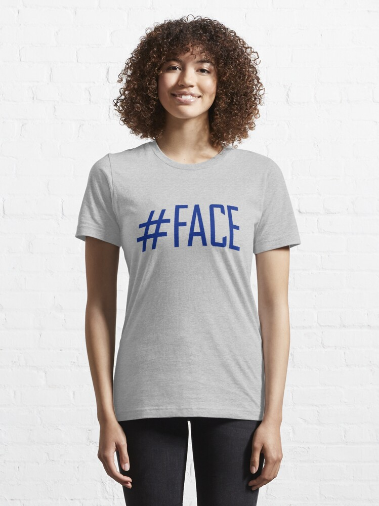 Alternate view of #FACE Essential T-Shirt