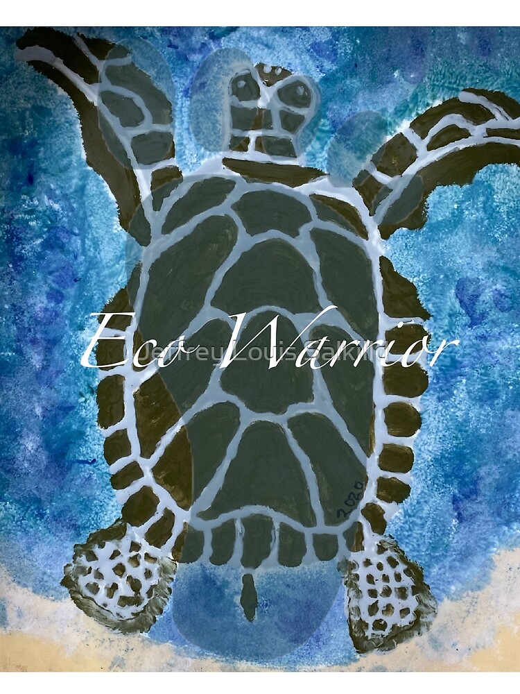 Eco Warrior - Save the turtles by Jeffro292