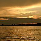 Layered Sunset by Jessica Bradford