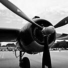 Bomber Propeller by Jessica Bradford