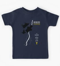 THE BLACK KNIGHT RETURNS Kids Clothes