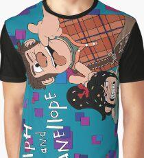 RALPH & VANELLOPE Graphic T-Shirt