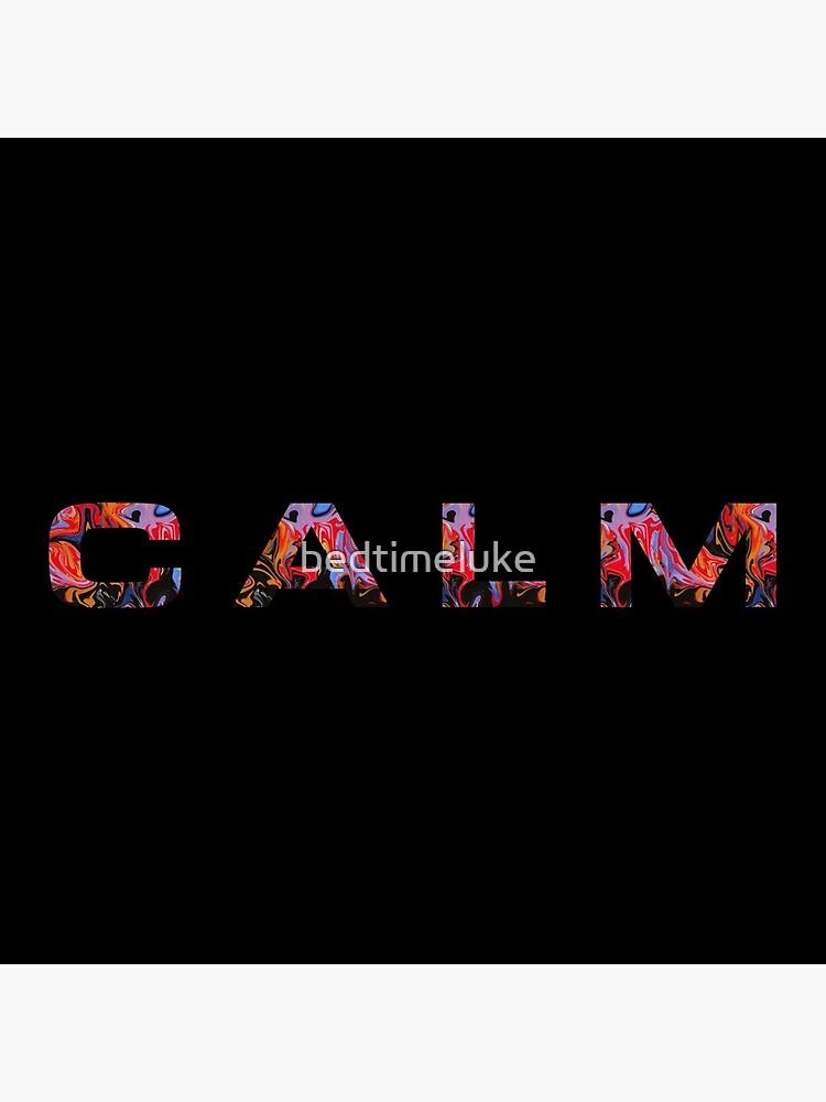 CALM 5sos  by bedtimeluke