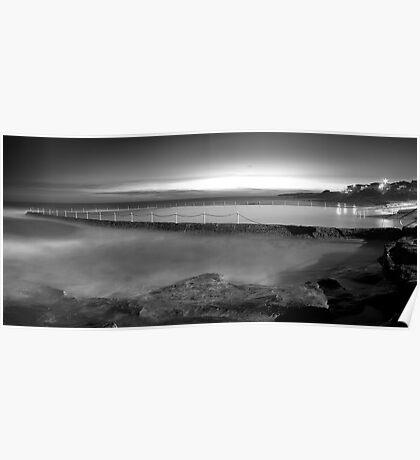 Shelly Beach Tidal Pool - Cronulla Poster