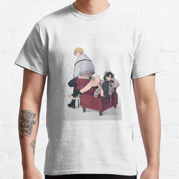 Anime Fate//stay night Gilgamesh Cosplay White Unisex Short Sleeve T-Shirt Tee #