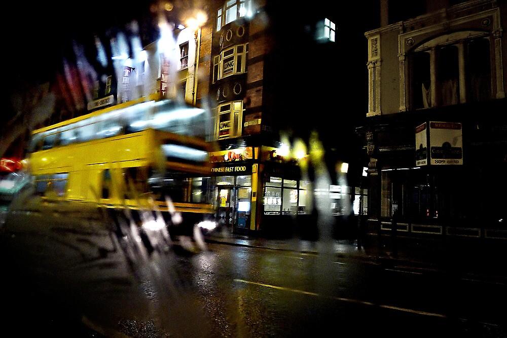 Rain & Night by Vincent Riedweg