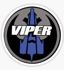 Rebel Viper Alliance  Sticker