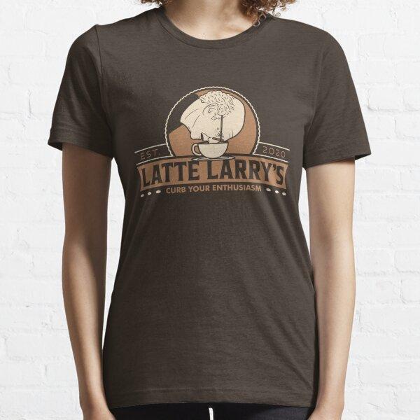 Latte Larry's - Curb Your Enthusiasm - Est. 2020 Essential T-Shirt