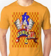 Sonic Jam 6 Unisex T-Shirt