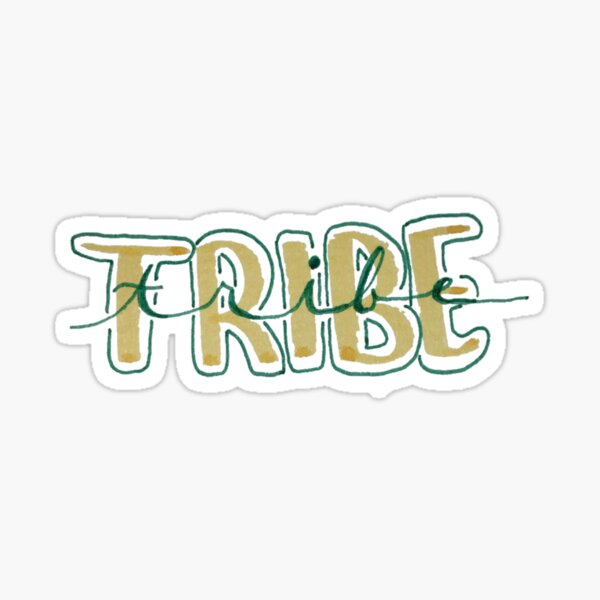 william and mary tribe Sticker