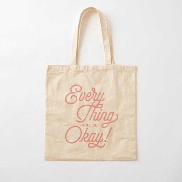 OKAY! Cotton Tote Bag