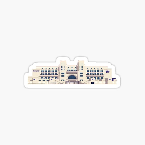 Bill Snyder Family Stadium Sticker