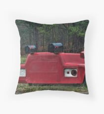 no new mail Throw Pillow