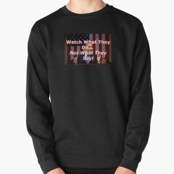 The Voter Series Pullover Sweatshirt