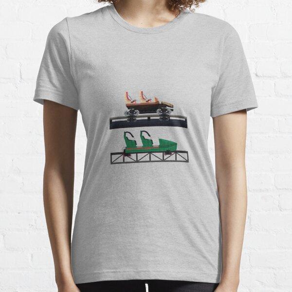 Legendia Coaster Cars Design Essential T-Shirt