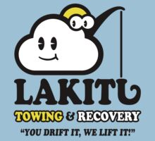LAKITU TOWING | Unisex T-Shirt