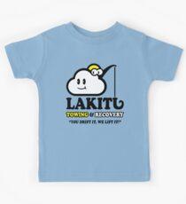 LAKITU TOWING Kids Tee