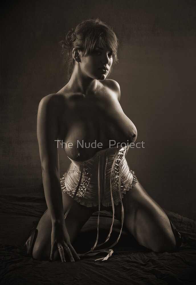 Corset by The Nude  Project