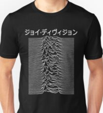 Japanese Text - Joy Unisex T-Shirt